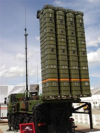 Hệ thống phòng không SAMP/T Aster-30 của Tập đoàn Eurosam