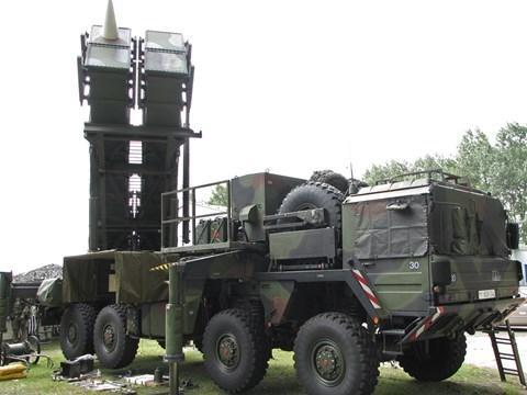 Hệ thống tên lửa phòng không Patriot-3 (PAC 3) của Mỹ