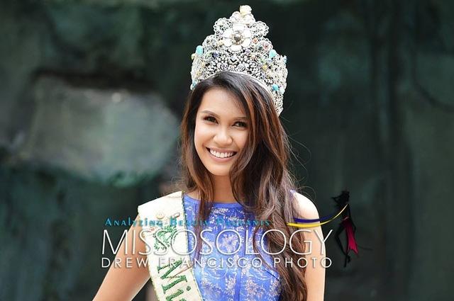 Đương kim hoa hậu - Angelia Ong