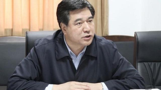 Cựu Bí thư Thành uỷ Thái Nguyên Shen Weichen. (Ảnh: SCMP)