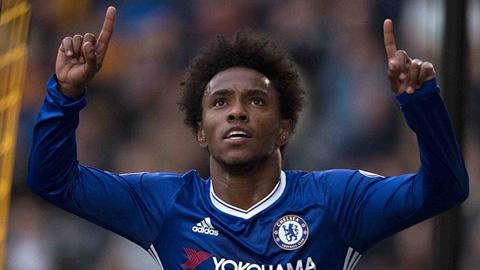 Willian muốn kết thúc sự nghiệp tại Chelsea