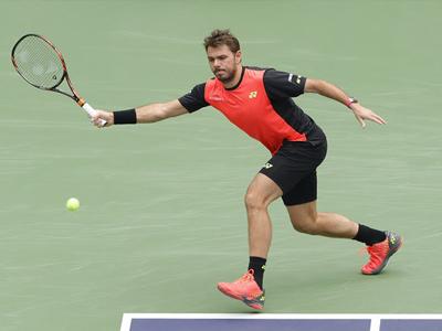 ĐKVĐ Mỹ mở rộng Wawrinka bị loại ở vòng 3 giải Thượng Hải Masters