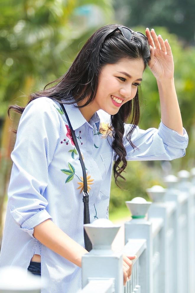 Thanh Tu: 'Toi thay may vi khong dang quang Hoa hau VN' hinh anh 2