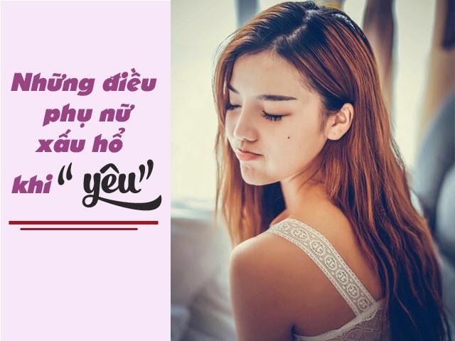 """da den luc chi em chang viec gi phai xau ho ve nhung dieu nay khi """"yeu"""" - 1"""