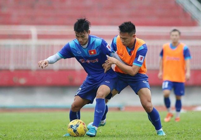 HLV Hữu Thắng, Công Vinh, Công Phượng, ĐTVN, AFF cup