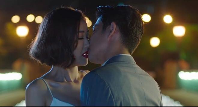 Huy Khanh hon Maya say dam trong 'Sai Gon, anh yeu em' hinh anh 3