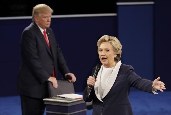 Khong phai Clinton, ong Trump moi la ac mong voi Trung Quoc hinh anh 1