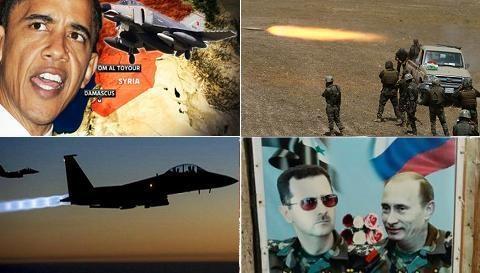 Lầu Năm Góc có thể phớt lờ Tổng thống Obama để tấn công quân sự Syria?