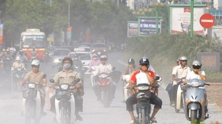 Hơn 30.000 người Việt Nam chết trẻ mỗi năm vì những nguyên nhân liên quan ô nhiễm không khí. Ảnh: Như Ý.