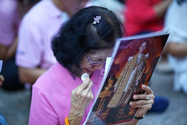 Thai Lan dau buon vi tin nha vua qua doi hinh anh 6