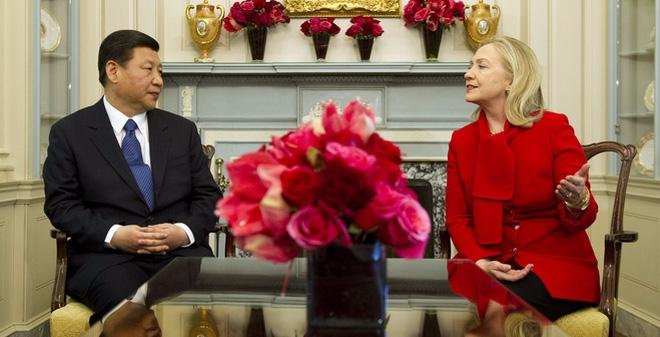 WikiLeaks: Bà Clinton xác nhận con gái ông Tập học ở Harvard