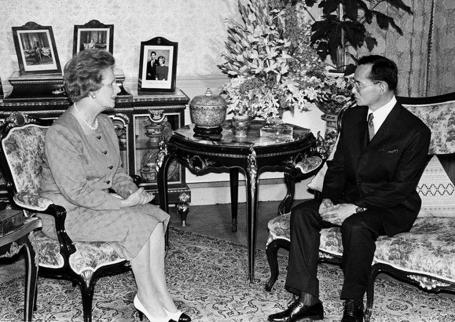 Bhumibol Adulyadej - trai tim, linh hon cua nguoi dan Thai hinh anh 9