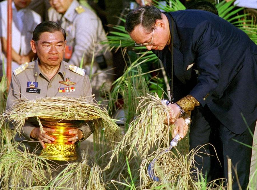 Bhumibol Adulyadej - trai tim, linh hon cua nguoi dan Thai hinh anh 12