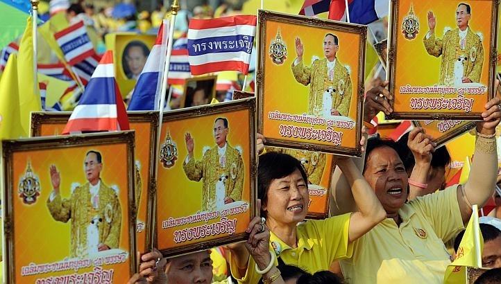 Bhumibol Adulyadej - trai tim, linh hon cua nguoi dan Thai hinh anh 14
