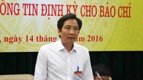 Trịnh Xuân Thanh, Bộ Nội vụ