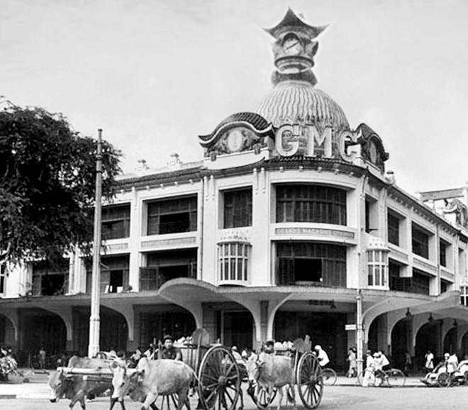 Buoi khai truong hoanh trang cua thuong xa Tax nam 1924 hinh anh 2