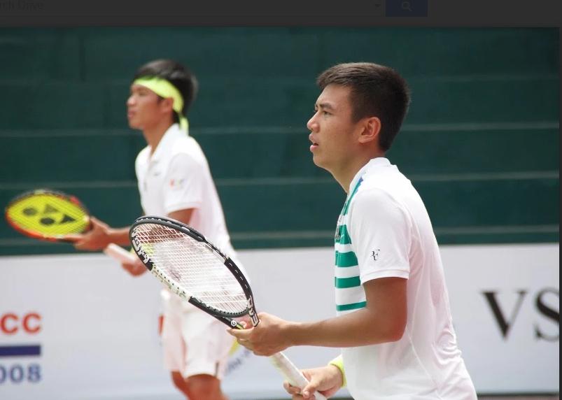 Hoàng Nam/Hoàng Thiên vào tứ kết đôi nam giải Vietnam Open 2016 được coi là thành công lớn. Ảnh: Becamex.