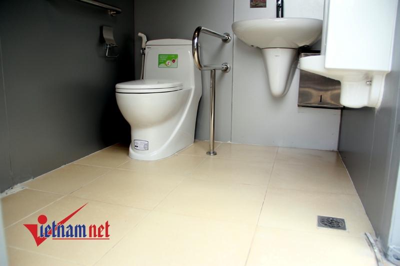 Nhà vệ sinh, nhà vệ sinh công cộng, Chủ tịch, UBND Hà Nội