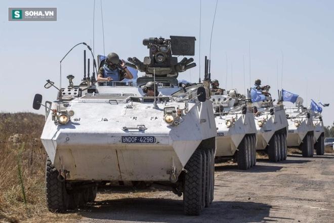 Dàn vũ khí tối tân của Lực lượng gìn giữ hòa bình Liên hợp quốc - Ảnh 1.