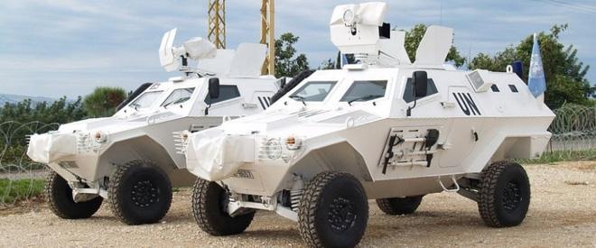 Dàn vũ khí tối tân của Lực lượng gìn giữ hòa bình Liên hợp quốc - Ảnh 3.