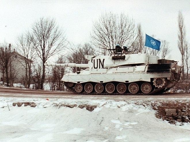 Dàn vũ khí tối tân của Lực lượng gìn giữ hòa bình Liên hợp quốc - Ảnh 6.