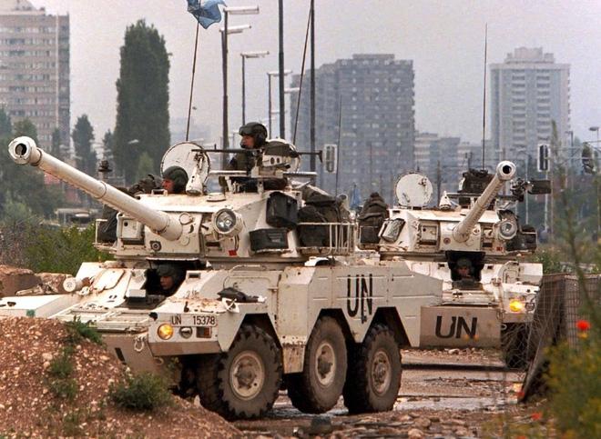 Dàn vũ khí tối tân của Lực lượng gìn giữ hòa bình Liên hợp quốc - Ảnh 7.