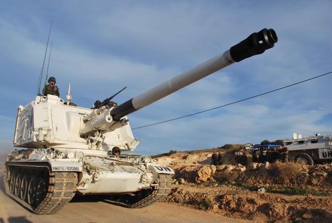 Dàn vũ khí tối tân của Lực lượng gìn giữ hòa bình Liên hợp quốc - Ảnh 8.
