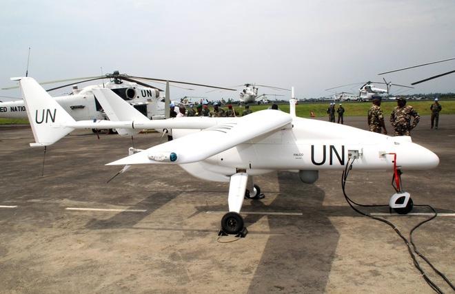 Dàn vũ khí tối tân của Lực lượng gìn giữ hòa bình Liên hợp quốc - Ảnh 12.