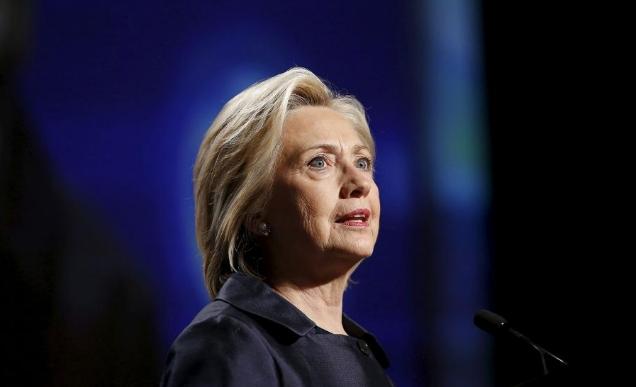 Ứng viên tổng thống Mỹ Hillary Clinton. (Ảnh: NBC)