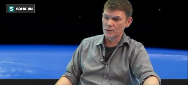 Hacker xâm nhập NASA khẳng định: Mỹ có tàu chiến không gian - Ảnh 1.