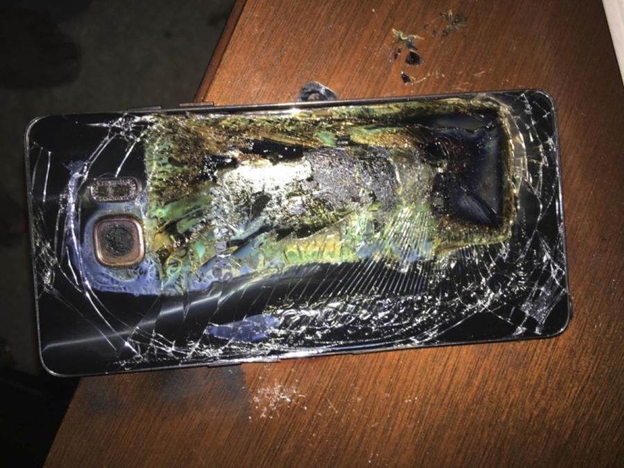 Galaxy Note 7 nổ pin: Người dùng có thể tin Samsung nữa không?