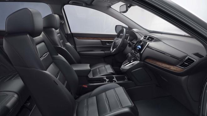 Ra mat Honda CR-V 2017: Vo mong xe 7 cho hinh anh 3