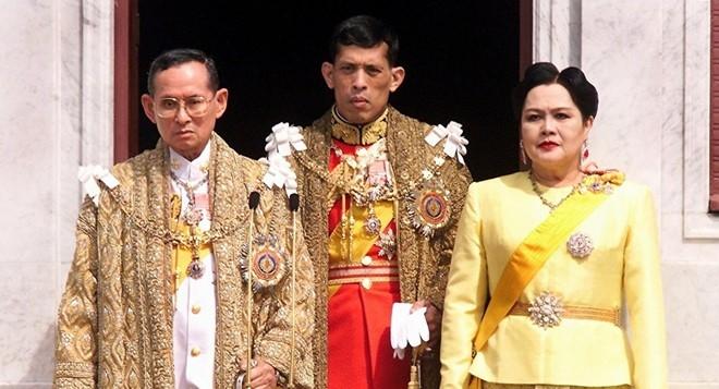 Thai Lan chuyen giao quyen luc the nao sau khi vua bang ha? hinh anh 1