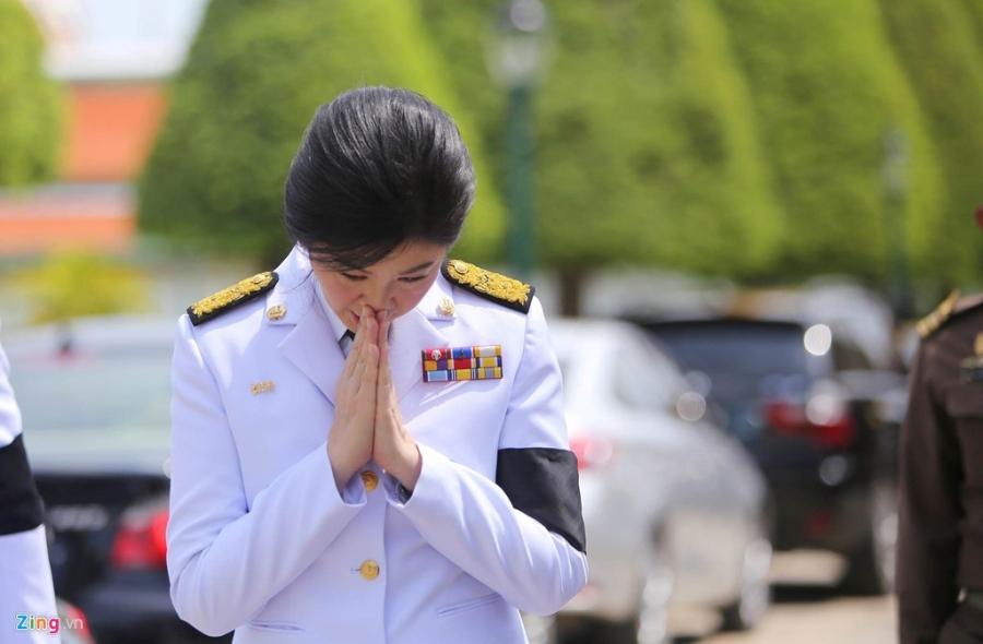 Thu tuong Thai Lan cho don linh cuu cua quoc vuong hinh anh 1