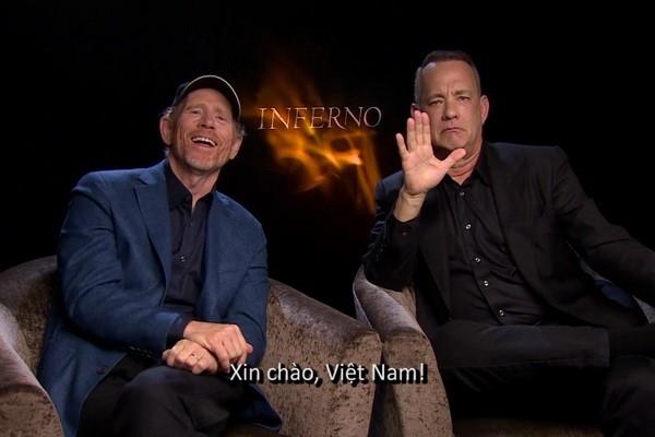 Tom Hanks vi dong 'Hoa nguc' met nhu chay marathon hinh anh 1