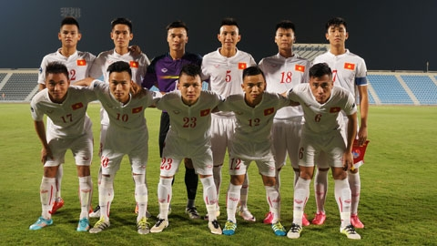 U19 Viet Nam vs U19 Trieu Tien (20h30 1410) Khong ai danh thue giac mo hinh anh 2