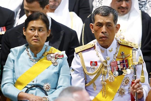 Nhiều người Thái Lan từng kỳ vọng bà Sirindhorn lên ngai vàng thay cho thái tử Maha Vajiralongkorn