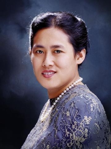 Công chúa Sirindhorn là nhân vật thứ hai trong thứ bậc thừa kế ngai vàng Thái Lan.