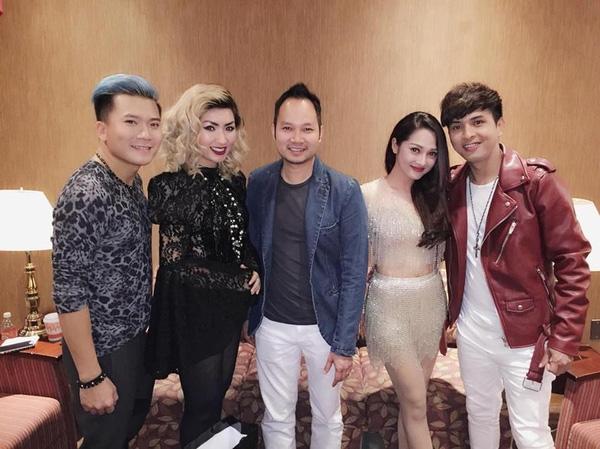 Hành trình yêu mà giấu của cặp đôi công khai mới nhất showbiz: Bảo Anh - Hồ Quang Hiếu - Ảnh 8.