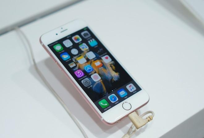 iPhone 6S chinh hang tren da giam gia 2-3 trieu hinh anh 1