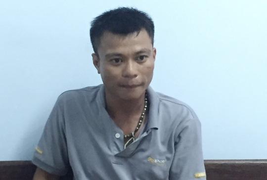 Lê Tấn Tài đã giết dã man một bảo vệ bãi tắm và nhanh chóng bị công an bắt giữ