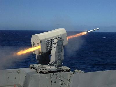 Mỹ tin Việt Nam sẽ mua SeaRAM cho tàu tên lửa Molniya