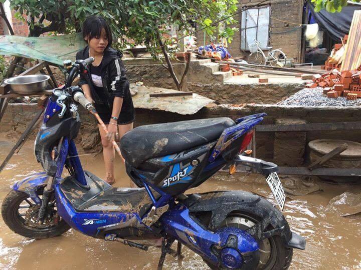 bão số 7, bão sarika, tin bão, tin bão số 7, lũ chồng lũ, lũ lụt miền Trung