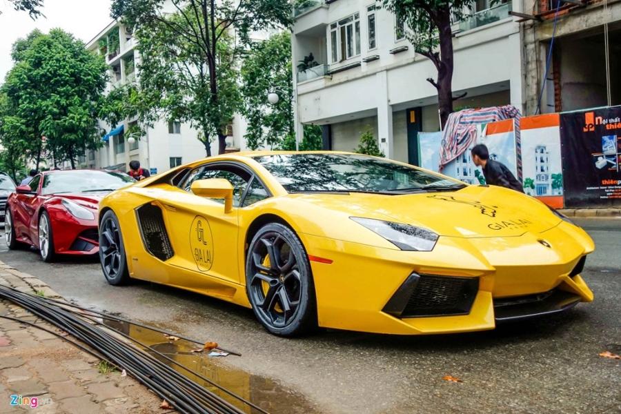 Cuong Do La dan dau doan sieu xe tai khoi dong Car Passion hinh anh 3