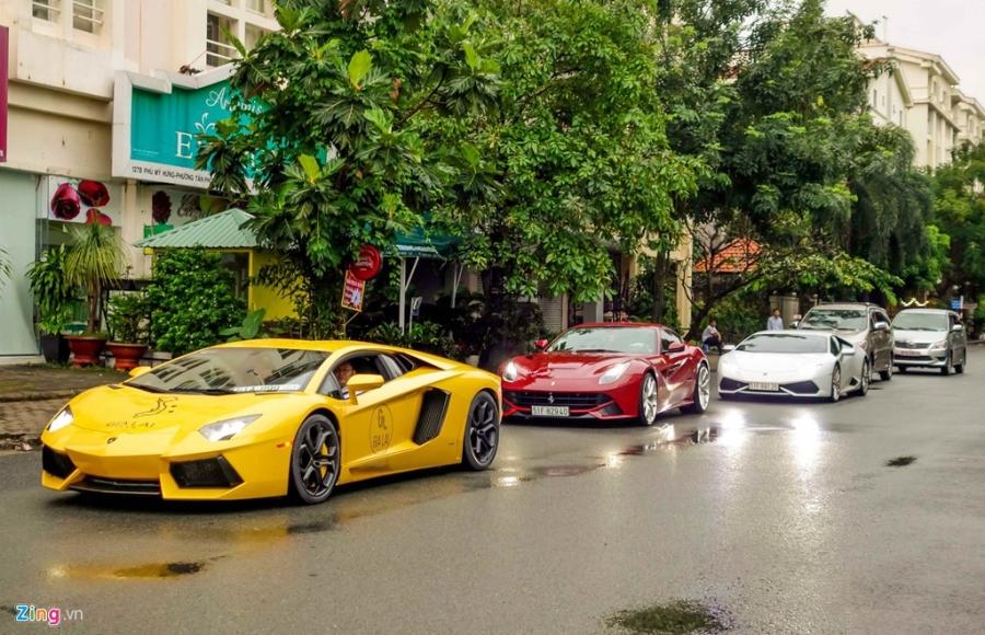 Cuong Do La dan dau doan sieu xe tai khoi dong Car Passion hinh anh 9