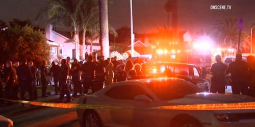 Đấu súng tại tiệc sinh nhật, 15 người thương vong ảnh 1