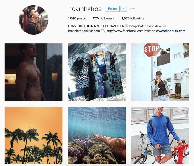 Instagram của Hồ Vĩnh Khoa tiếp tục xuất hiện ảnh khoe bộ phận nhạy cảm - Ảnh 2.