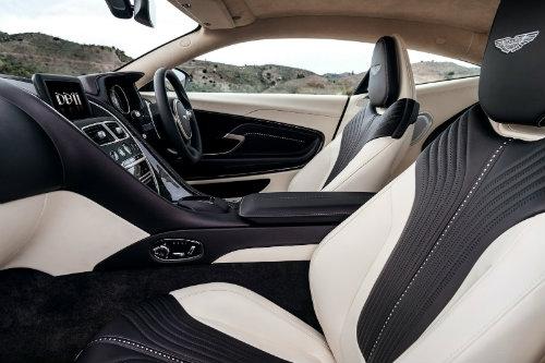Aston Martin DB11 về châu Á giá chênh khủng khiếp - 2