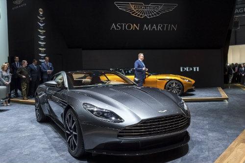Aston Martin DB11 về châu Á giá chênh khủng khiếp - 4