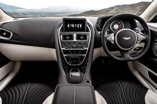 Aston Martin DB11 về châu Á giá chênh khủng khiếp - 5